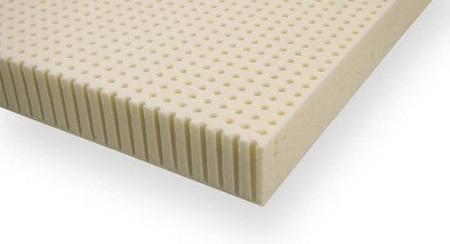 Dream Foam Bedding Latex Mattress Topper for Hip Pain