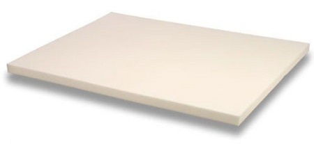 Memory Foam Solution Bed Topper for Hip Pain