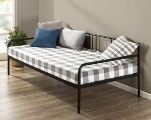 Zinus 39 Inch Sophia Twin Daybed Frame